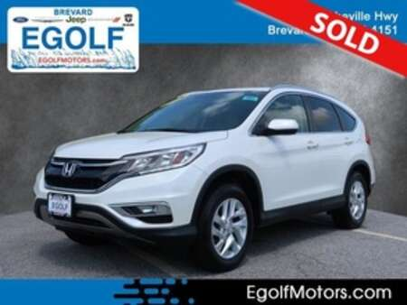 2016 Honda CR-V EX-L AWD for Sale  - 10803  - Egolf Motors
