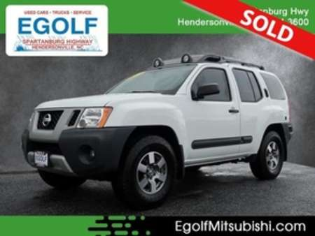 2013 Nissan Xterra PRO-4X 4WD for Sale  - 7639A  - Egolf Motors