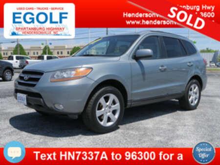 2009 Hyundai Santa Fe Limited for Sale  - 7337A  - Egolf Motors
