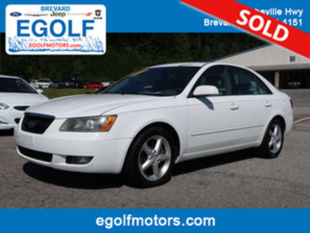 2007 Hyundai Sonata SE for Sale  - 21583A  - Egolf Motors