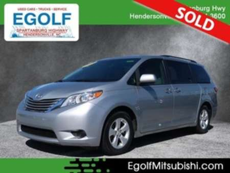 2015 Toyota Sienna LE 8-Passenger for Sale  - 7630  - Egolf Motors