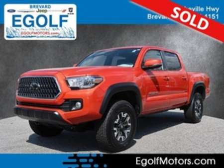 2018 Toyota Tacoma TRD Off-Road for Sale  - 5112A  - Egolf Motors