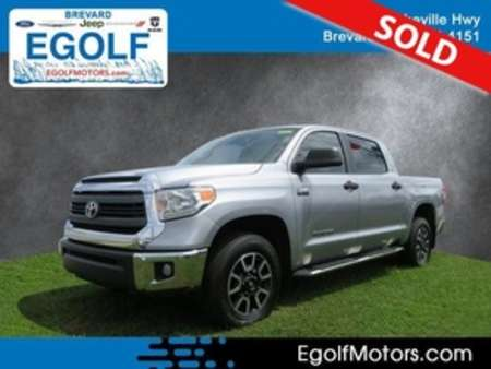 2014 Toyota Tundra SR5 CREWMAX 4WD for Sale  - 82297  - Egolf Motors
