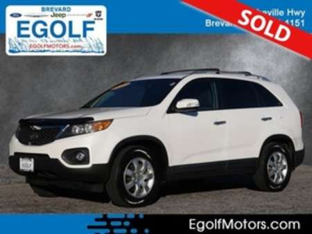 2012 Kia Sorento LX 2WD for Sale  - 21654A  - Egolf Motors