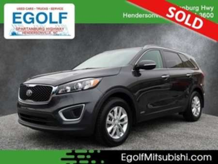 2016 Kia Sorento LX AWD for Sale  - 30091A  - Egolf Motors