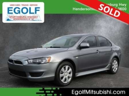 2014 Mitsubishi Lancer ES for Sale  - 30064A  - Egolf Motors