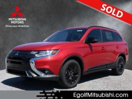 2019 Mitsubishi Outlander LE for Sale  - 30104  - Egolf Motors