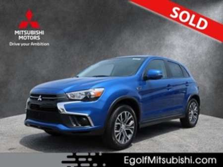 2019 Mitsubishi Outlander Sport ES 2.0 CVT for Sale  - 30107  - Egolf Motors