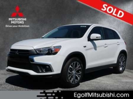 2019 Mitsubishi Outlander Sport ES 2.0 CVT for Sale  - 30105  - Egolf Motors