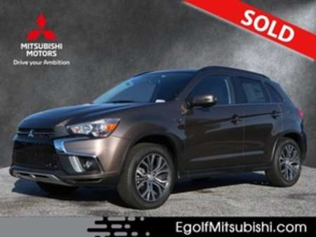 2018 Mitsubishi Outlander Sport 2.4 SEL for Sale  - 30060  - Egolf Motors