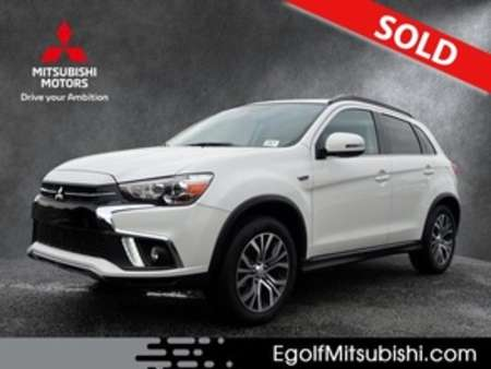 2018 Mitsubishi Outlander Sport 2.4 SEL for Sale  - 30054  - Egolf Motors