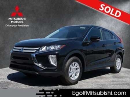 2019 Mitsubishi Eclipse Cross ES FWD for Sale  - 30110  - Egolf Motors