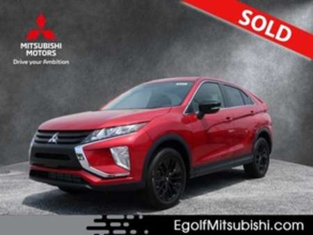 2019 Mitsubishi Eclipse Cross LE S-AWC for Sale  - 30113  - Egolf Motors