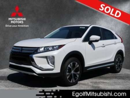 2019 Mitsubishi Eclipse Cross SE S-AWC for Sale  - 30111  - Egolf Motors