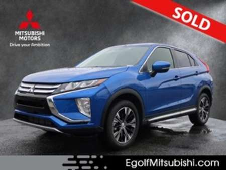 2018 Mitsubishi Eclipse Cross SE for Sale  - 30010  - Egolf Motors