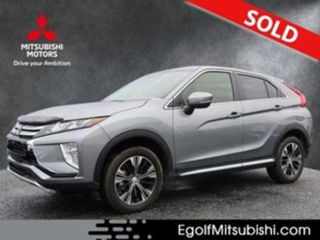 2018 Mitsubishi Eclipse Cross SE for Sale  - 30014  - Egolf Motors