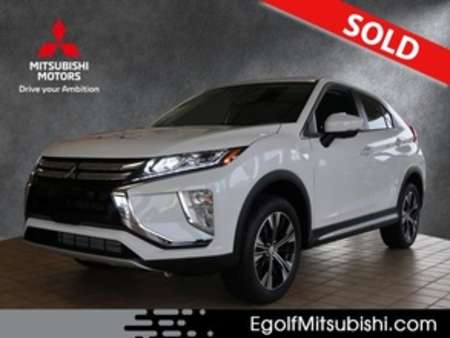 2019 Mitsubishi Eclipse Cross SEL for Sale  - 30017  - Egolf Motors