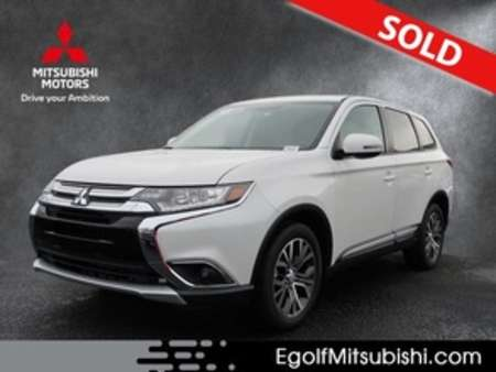 2018 Mitsubishi Outlander SE for Sale  - 30090  - Egolf Motors