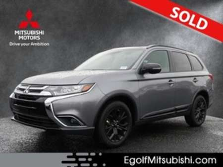 2018 Mitsubishi Outlander LE for Sale  - 30095  - Egolf Motors
