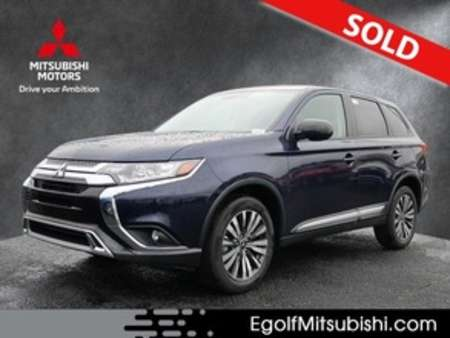 2019 Mitsubishi Outlander SE for Sale  - 30081  - Egolf Motors