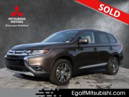 2018 Mitsubishi Outlander SE for Sale  - 30088  - Egolf Motors