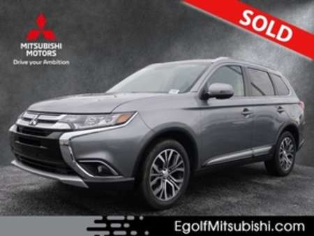 2018 Mitsubishi Outlander SEL for Sale  - 30094  - Egolf Motors