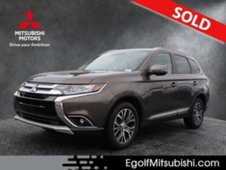 2018 Mitsubishi Outlander SEL for Sale  - 30087  - Egolf Motors