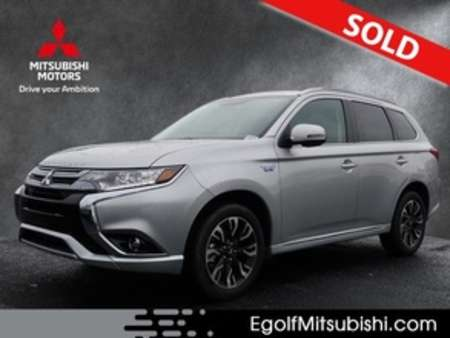 2018 Mitsubishi Outlander PHEV SEL for Sale  - 30036  - Egolf Motors
