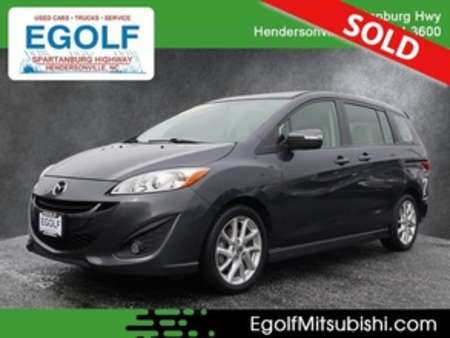 2015 Mazda Mazda5 Touring for Sale  - 7603A  - Egolf Motors