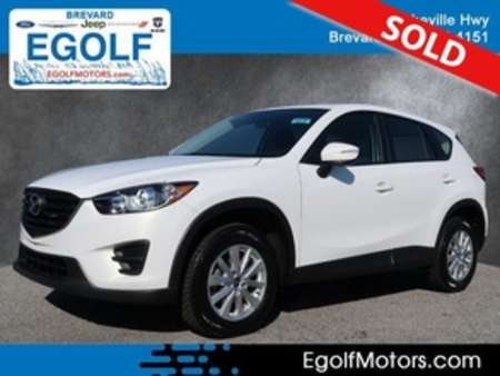 2016 Mazda CX-5 Sport AWD for Sale  - 7689  - Egolf Motors