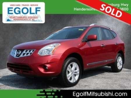 2013 Nissan Rogue SV AWD for Sale  - 7688A  - Egolf Motors