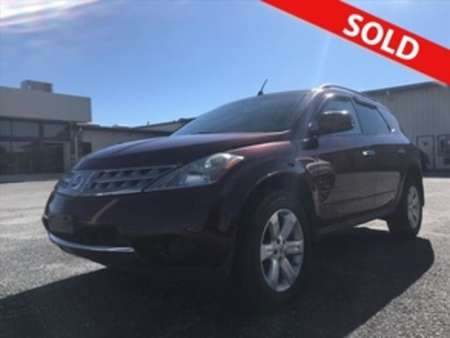 2007 Nissan Murano S AWD for Sale  - 7587A  - Egolf Motors