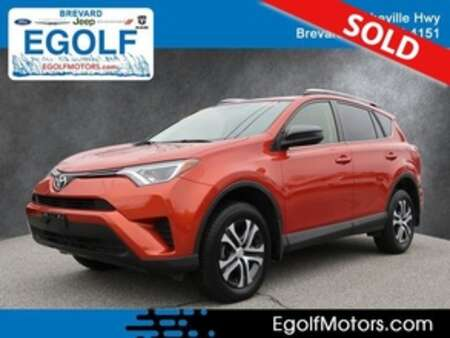 2016 Toyota Rav4 LE AWD for Sale  - 82284  - Egolf Motors