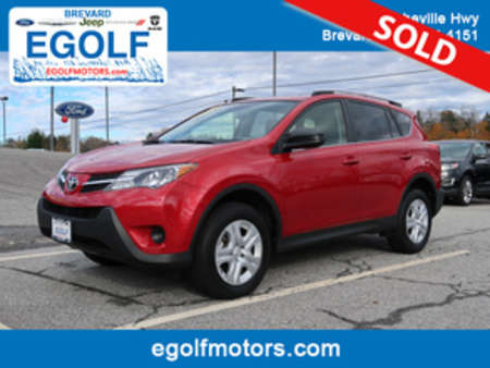 2015 Toyota Rav4 LE AWD for Sale  - 82263  - Egolf Motors
