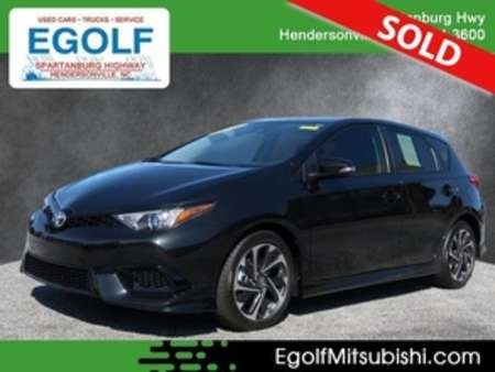 2018 Toyota Corolla iM Base for Sale  - 30016A  - Egolf Motors