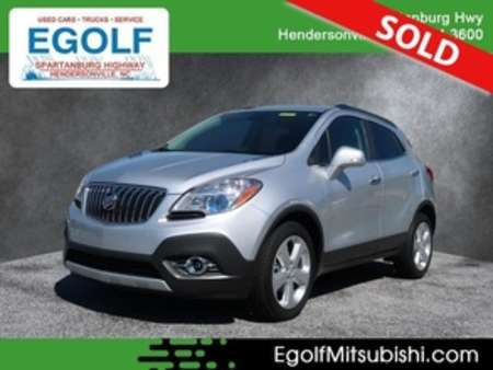2015 Buick Encore Leather for Sale  - 7696  - Egolf Motors