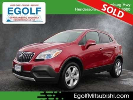 2015 Buick Encore Base AWD for Sale  - 7633  - Egolf Motors