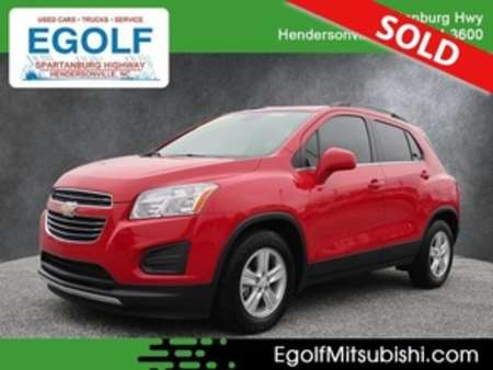 2016 Chevrolet Trax LT for Sale  - 7661  - Egolf Motors