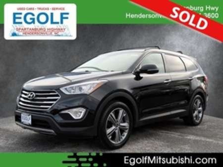 2015 Hyundai Santa Fe Limited AWD for Sale  - 7635  - Egolf Motors