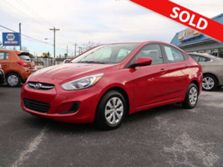 2017 Hyundai Accent SE for Sale  - 7636  - Egolf Motors