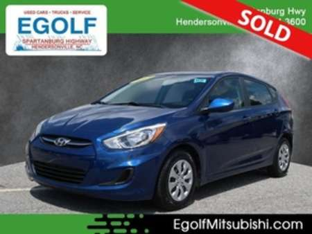 2017 Hyundai Accent SE for Sale  - 10791  - Egolf Motors