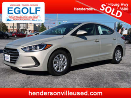 2017 Hyundai Elantra SE for Sale  - 7581  - Egolf Motors