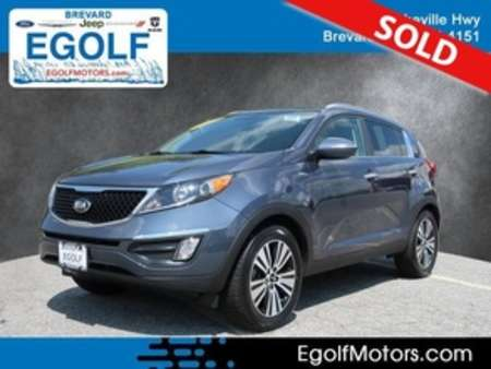 2015 Kia Sportage EX AWD for Sale  - 10801  - Egolf Motors