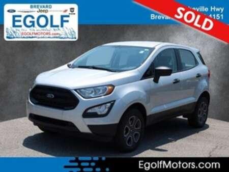 2018 Ford EcoSport S for Sale  - 4919  - Egolf Motors