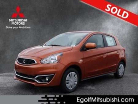 2019 Mitsubishi Mirage ES for Sale  - 30023  - Egolf Motors