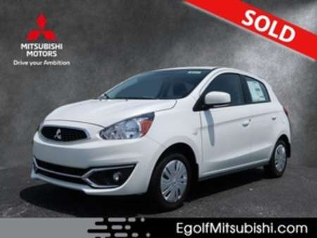 2019 Mitsubishi Mirage ES CVT for Sale  - 30112  - Egolf Motors