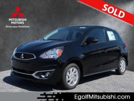 2019 Mitsubishi Mirage SE CVT for Sale  - 30114  - Egolf Motors