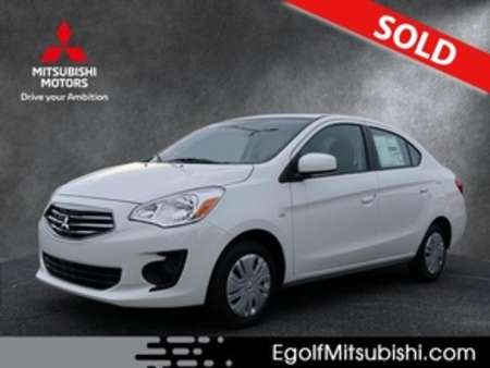 2019 Mitsubishi Mirage G4 ES for Sale  - 30101  - Egolf Motors
