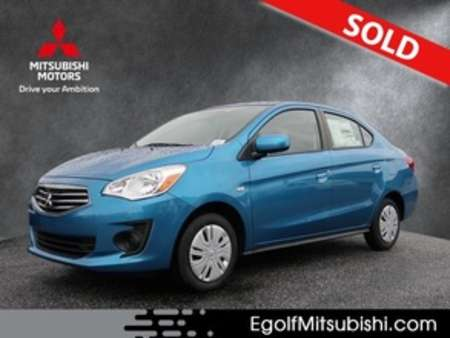 2019 Mitsubishi Mirage G4 ES for Sale  - 30029  - Egolf Motors