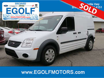 2013 Ford Transit Connect Carg